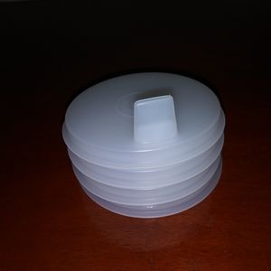 Vintage Tupperware Sippy cup lids